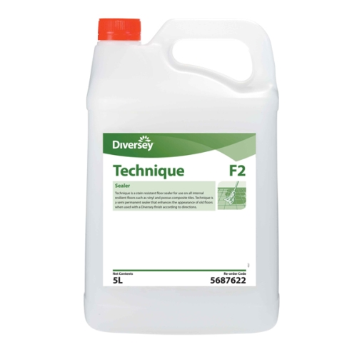 DIVERSEY TECHNIQUE FLOOR SEALER  5Ltr
