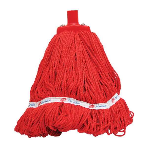 GALA MICROFIBRE WET MOP RED 400g