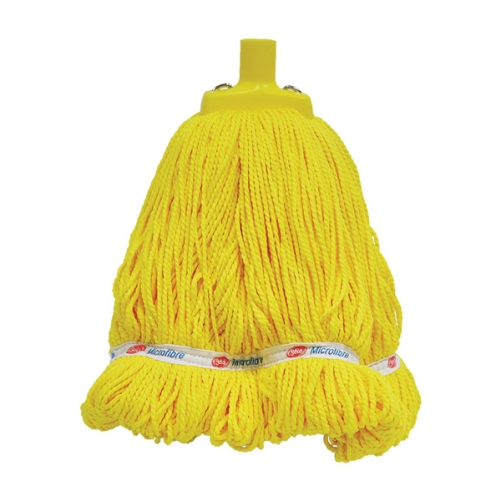 GALA MICROFIBRE WET MOP YELLOW 400g