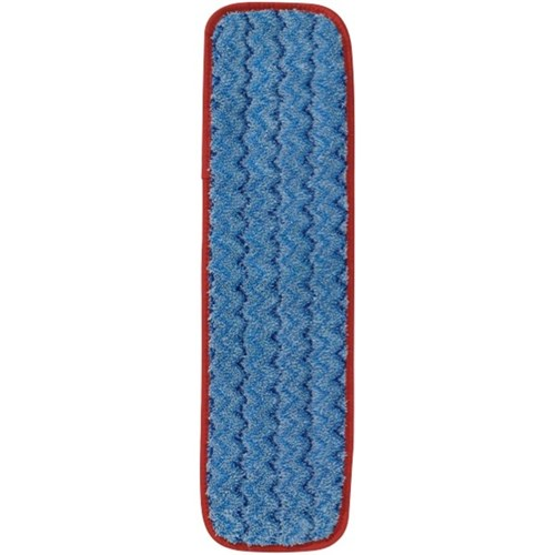 "RUBBERMAID MICROFIBRE 18""/45cm WET MOP REFILL RED"