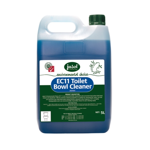 JASOL EC11 TOILET BOWL CLEANER 5L