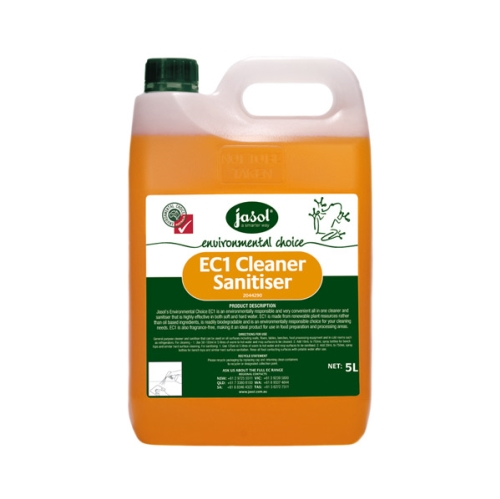 JASOL EC1 ENVIRO CLEANER SANITISER 5L