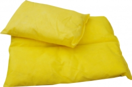 CHEMICAL ABSORBENT PILLOW  LARGE 40x50cm