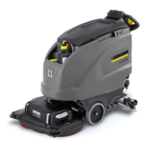 KARCHER B60 W DOSE BATTERY SCUBBER DRIER 65cm/60Ltr