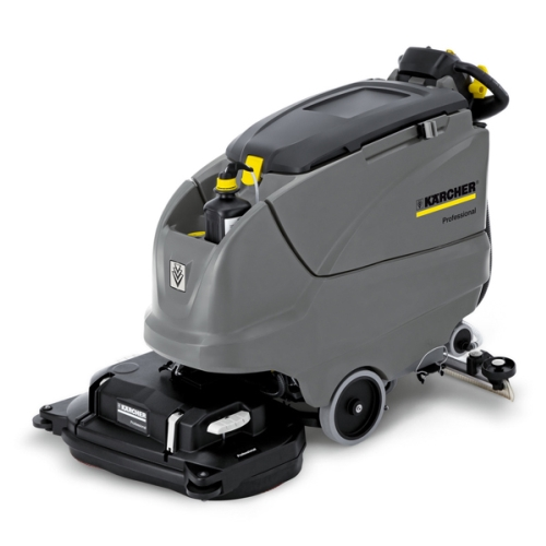 KARCHER B80 W DOSE BATTERY SCUBBER DRIER 75cm/80Ltr