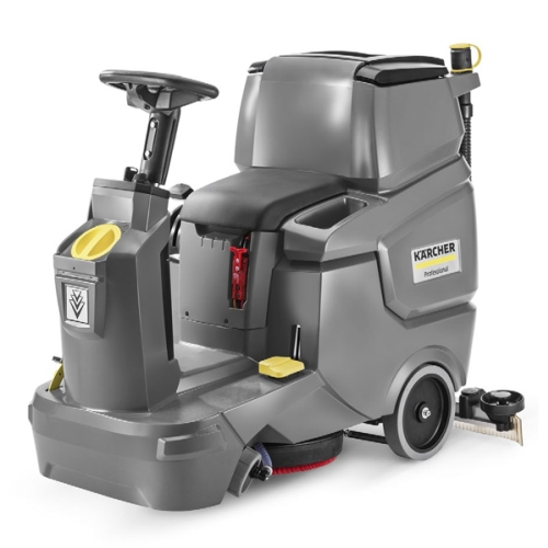 KARCHER BD50/70 R RIDE ON SCUBBER DRIER 50cm