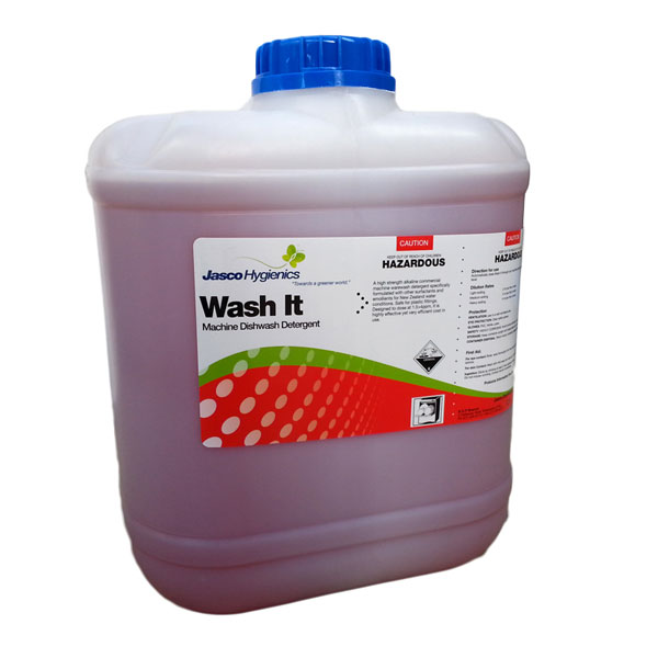 JASCO WASH IT AUTO DISH DETERGENT 20Ltr DG