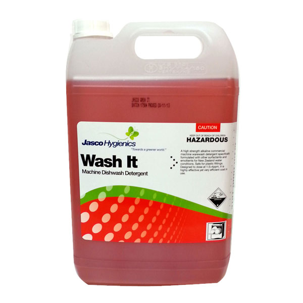 JASCO WASH IT AUTO DISH DETERGENT 5Ltr DG