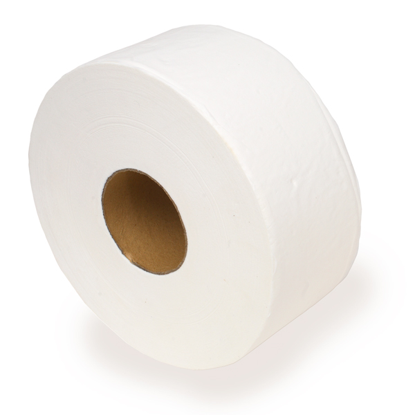 PH GREEN RECYCLED JUMBO ROLL 2PLY  X 8rolls FSC