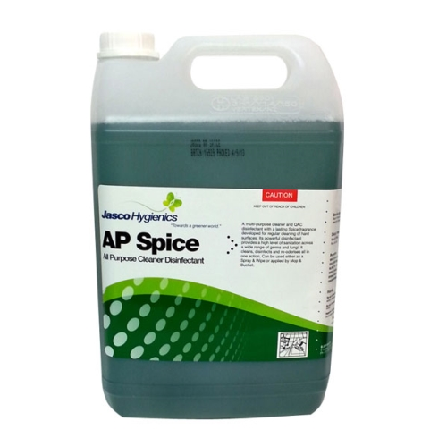 JASCO AP SPICE CLEANER DISINFECTANT 5LTR