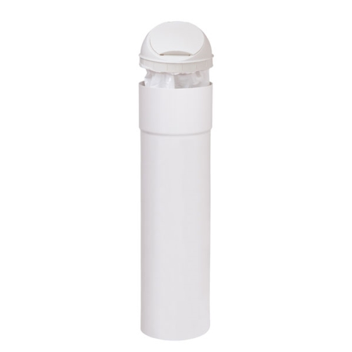 TERRACYCLIC BIO SANITARY BIN 13Ltr BASE & CARTRIDGE WHITE
