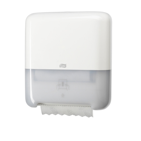 TORK MATIC ROLL TOWEL DISPENSER WHITE H1