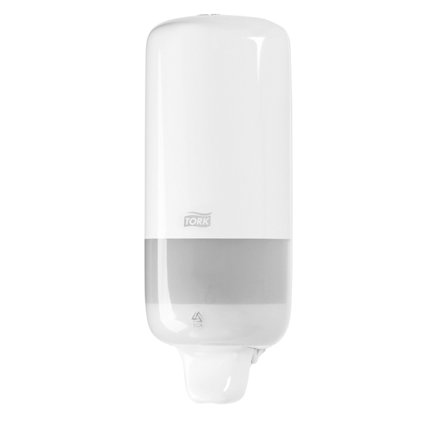 TORK FOAM SOAP DISPENSER WHITE S4