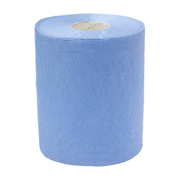 PH CLASSIC AUTO PAPER TOWEL ROLL BLUE 200Mtr x6RL
