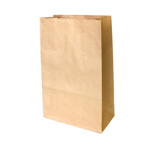 CHECKOUT PAPER BAG LARGE BROWN 280 x 150 x 445mm 250CTN