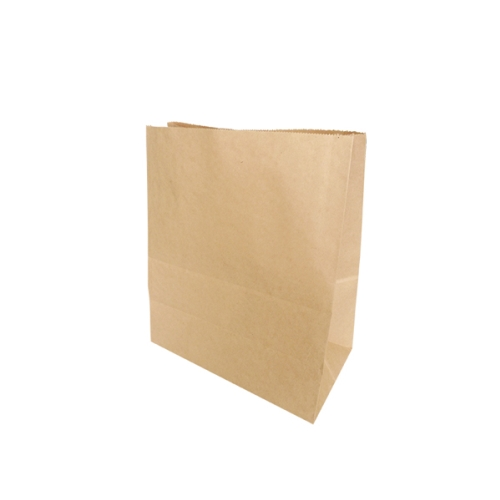 CHECKOUT PAPER BAG SMALL BROWN 255 x 140 x 305mm 250CTN