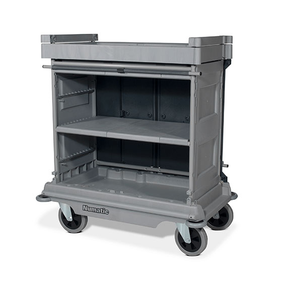 NUMATIC NUKEEPER NKU30FF TROLLEY - NO BAGS