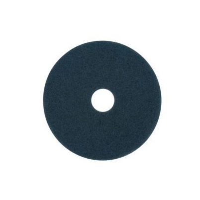 "3M 5300 FLOOR PAD 17""/43cm BLUE HD SCRUBBING"
