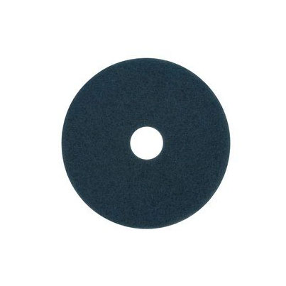 "3M 5300 FLOOR PAD 16""/40cm BLUE HD SCRUBBING"