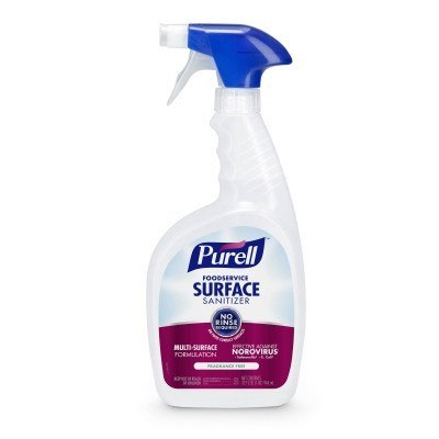 PURELL NON-RINSE SURFACE SANITISER FOOD SERVICE 946ml