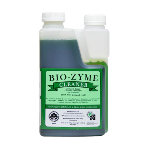 BIOZYME ENZYMATED CLEANER (Green Label) 1Ltr