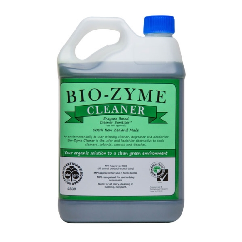 BIOZYME ENZYMATED CLEANER (Green Label) 5Ltr