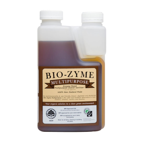 BIOZYME ORGANIC MULTIPURPOSE (Brown Label) 1ltr