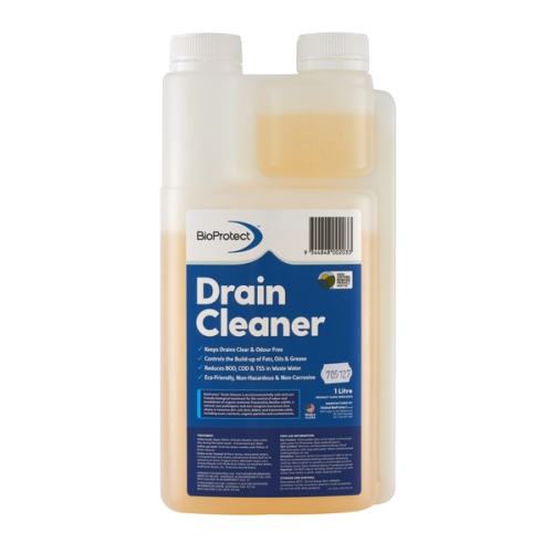 BIOPROTECT BIO-ACTIVE DRAIN CLEANER 1Ltr