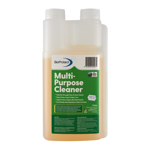 BIOPROTECT MULTIPURPOSE BIO-ACTIVE CLEANER 1Ltr