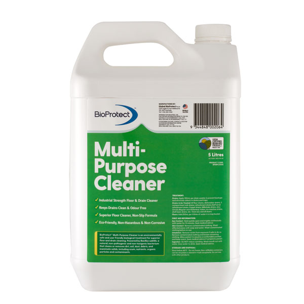 BIOPROTECT MULTIPURPOSE BIO-ACTIVE CLEANER 5Ltr