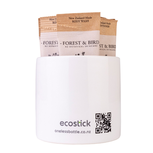 ECOSTICK SMALL CERAMIC CANISTER