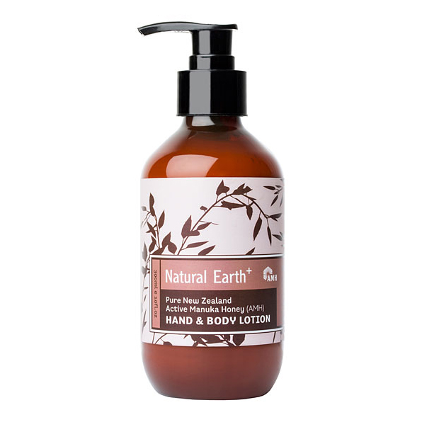 NATURAL EARTH RETAIL MOISTURISING LOTION 300ml X 16