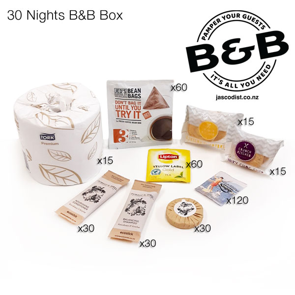 MY B&B BOX - 30 NIGHTS