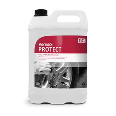 PROTECT VINYL AND RUBBER RESTORER