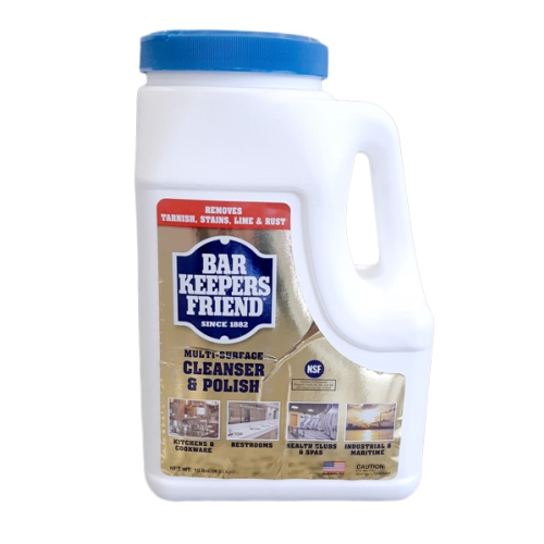 BAR KEEPERS FRIEND ORIGINAL CLEANER & POLISH POWDER 4.5kg