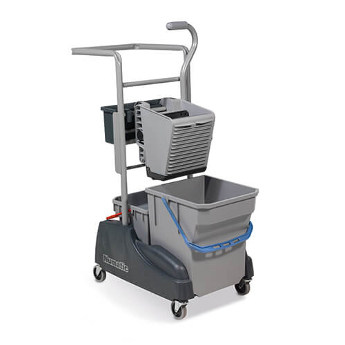 NUMATIC COMPACT TWINMOP TROLLEY SYSTEM