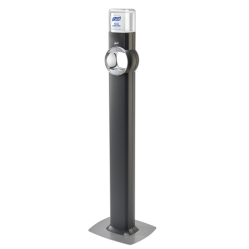 PURELL FS8 Floor Stand Dispenser - Graphite