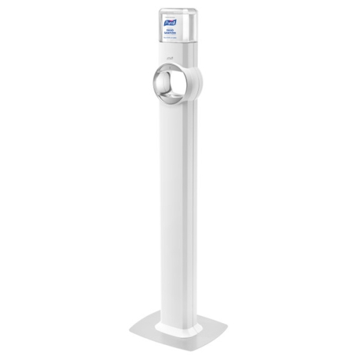 PURELL FS8 Floor Stand Dispenser - White