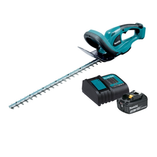 MAKITA 18V LXT HEDGE TRIMMER 520mm 3.0Ah KIT