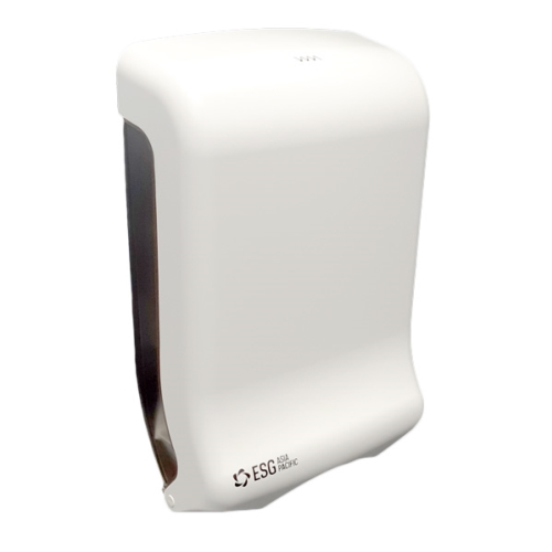 ESG MULTIFOLD TOWEL DISPENSER T1700 WHITE