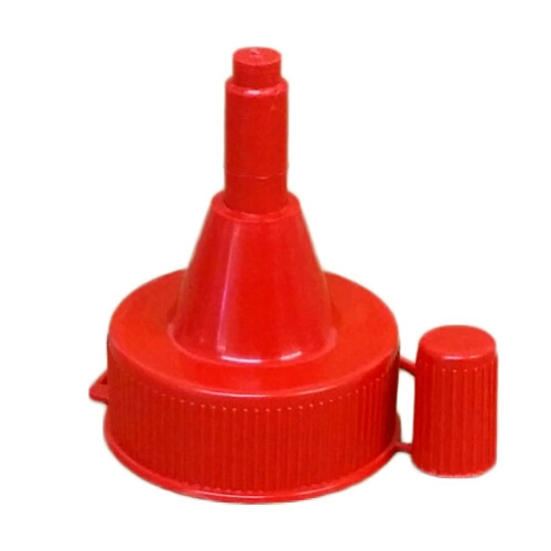 SAUCE BOTTLE CAP - RED