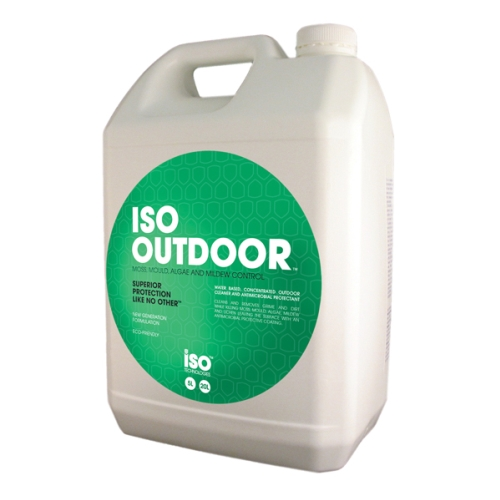 ISO OUTDOOR MOSS MOULD ALGAE TREATMENT 5Ltr