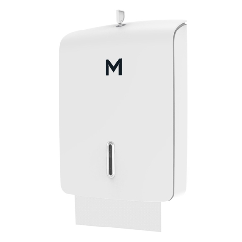M-SERIES SLIMFOLD TOWEL DISPENSER TALL WHITE