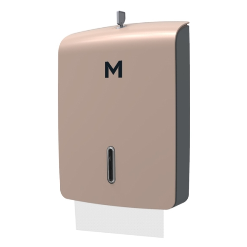 M-SERIES SLIMFOLD TOWEL DISPENSER TALL GOLD