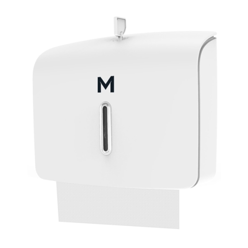 M-SERIES SLIMFOLD TOWEL DISPENSER MINI WHITE