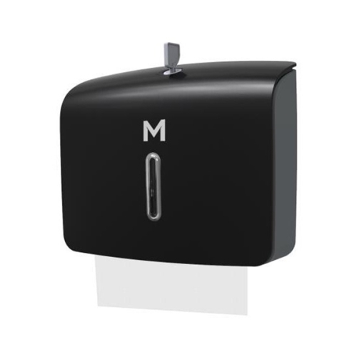 M-SERIES SLIMFOLD TOWEL DISPENSER MINI BLACK