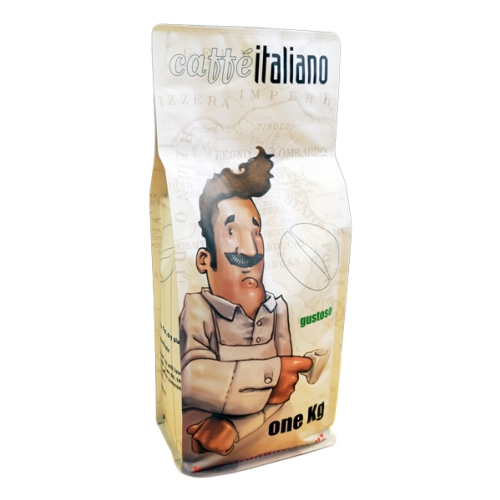 CAFFE ITALIANO GUSTOSO WHOLE BEAN COFFEE 1kg