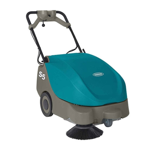 TENNANT S5 BATTERY VACUUM SWEEPER 37ltr