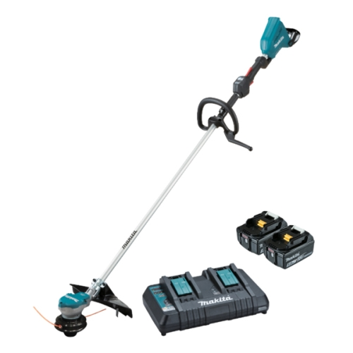 MAKITA LXT BRUSHLESS GRASS TRIMMER 36v/5.0Ah KIT