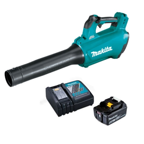 MAKITA LXT  VARIABLE SPEED BLOWER 18v/5.0Ah KIT